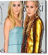 Ashley Olsen Wearing The Row, Mary-kate Acrylic Print