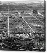 Atomic Bomb Destruction, Hiroshima Acrylic Print