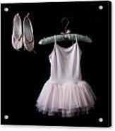 Ballet Dress Acrylic Print