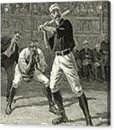 Baseball, 1888 Acrylic Print