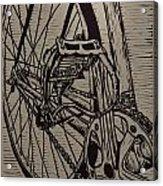Bike 3 Acrylic Print