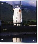 Blennerville Windmill, Tralee, Co Acrylic Print