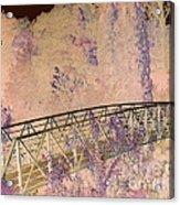 Briidge  Acrylic Print