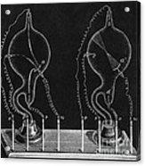 Cathode Ray Tubes Acrylic Print