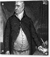 Charles Fox (1749-1806) Acrylic Print