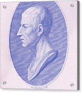 Cicero, Roman Philosopher Acrylic Print