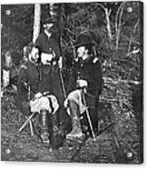 Civil War: Custer, 1862 Acrylic Print