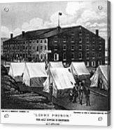 Civil War: Libby Prison Acrylic Print