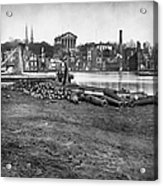 Civil War: Richmond, 1865 Acrylic Print