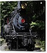 Climax Geared Locomotive Acrylic Print