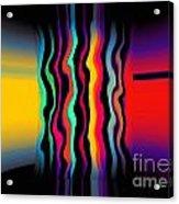 Color Pass Acrylic Print