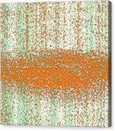 Color Rust Acrylic Print