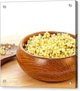 Cous Cous Salad Acrylic Print by Tom Gowanlock