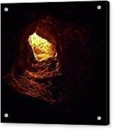 Cueva De Los Verdes Acrylic Print
