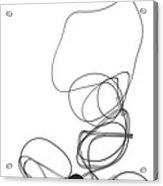 Digital Music Player Mp3 Acrylic Print