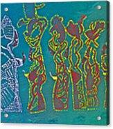 Dinka Wise Virgins Acrylic Print
