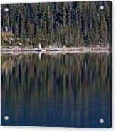 Elk Lake Oregon Acrylic Print