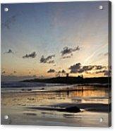Embleton Bay Sunrise Acrylic Print