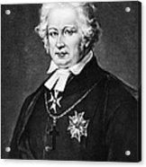 Esaias Tegner (1782-1846) Acrylic Print