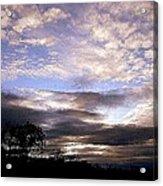 Evening Skies Acrylic Print