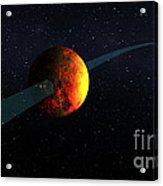 Exoplanet, Kepler-10b Acrylic Print