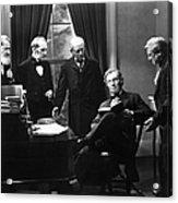 Film Still: Abraham Lincoln Acrylic Print
