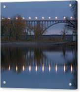 Ford Parkway Bridge Acrylic Print