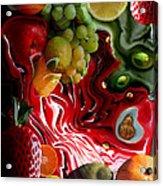 Fruit Medley Acrylic Print