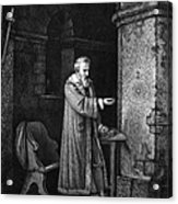 Galileo Galilei (1564-1642) Acrylic Print by Granger