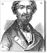Giuseppe Verdi (1813-1901) Acrylic Print