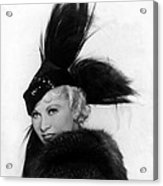 Goin To Town, Mae West, 1935 Acrylic Print by Everett