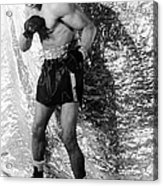 Henry Armstrong (1912-1988) Acrylic Print