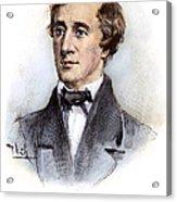 Henry David Thoreau Acrylic Print