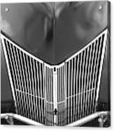 Hot Rod Grill Acrylic Print