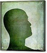 Human Representation Acrylic Print