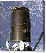 Intelsat Vi, A Communication Satellite Acrylic Print