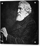 Ivan Turgenev (1818-1883) Acrylic Print