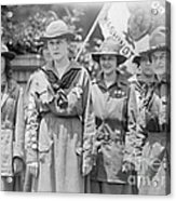 Juliette Daisy Low, Founder Of The Girl Acrylic Print