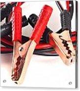 Jumper Cables Acrylic Print