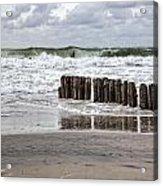 Kampen - Sylt Acrylic Print