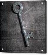 key Acrylic Print