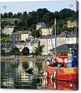 Kinsale Harbour, Co Cork, Ireland Acrylic Print