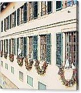 La Petite France Strasbourg France Acrylic Print
