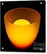 Light Lamp Acrylic Print by Odon Czintos