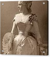 Lillie Langtry (1852-1929) Acrylic Print
