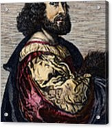 Ludovico Ariosto Acrylic Print