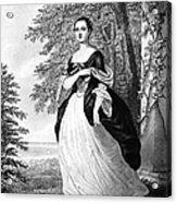 Martha Washington Acrylic Print