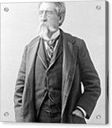 Mathew Brady, Father Of Photojournalism Acrylic Print