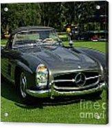 Mercedes 300 Sl Acrylic Print