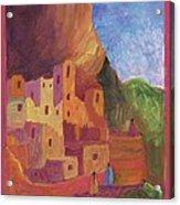 Mesa Verde Revisited Acrylic Print